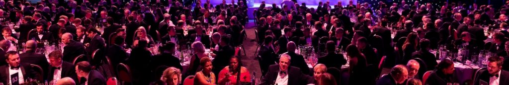 The Bubsea UK Awards Dinner at Subsea Expo