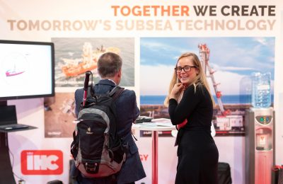 Exhibition - Subsea Expo in 2019